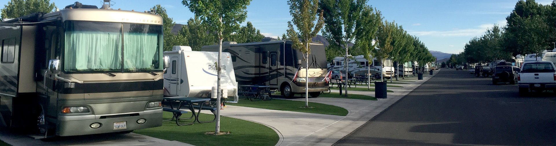 Home Amenities Activities Sparks Marina RV Park